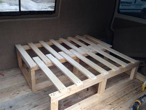 Pull Out Slat Bed Diy