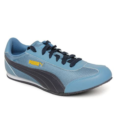 Puma 76 Runner Dp Blue Sneakers