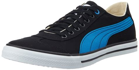 Puma 917 Lo 2 Dp Men Canvas Sneakers Black