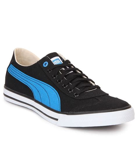 Puma 917 Lo Dp Black Sneakers