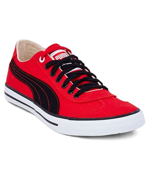 Puma 917 Lo Dp Red Sneakers