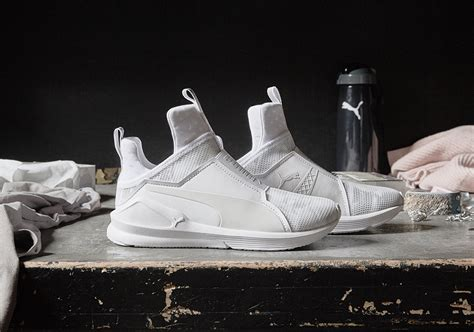 Puma Ballet Inspired Sneakers
