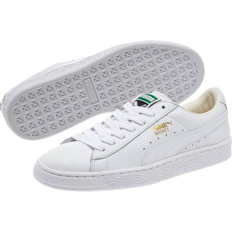 Puma Basket Classic Low Top Sneakers