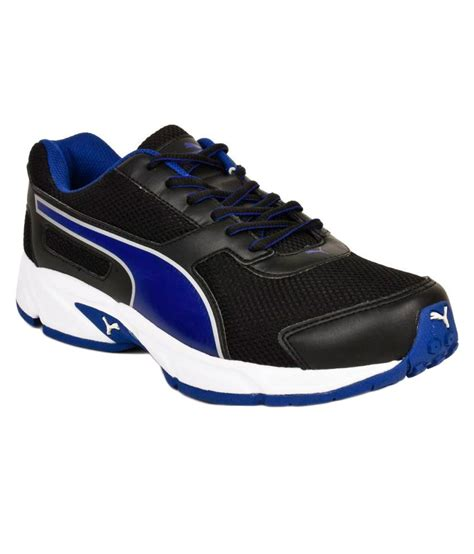 Puma Blue Sneakers Jabong