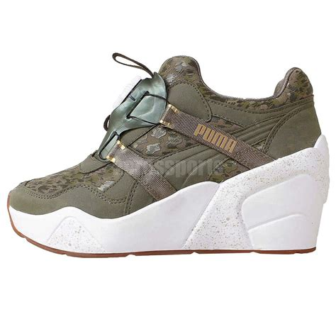 Puma Disk Wedge Nc Women's Sneakers Sports Shoes Trainers