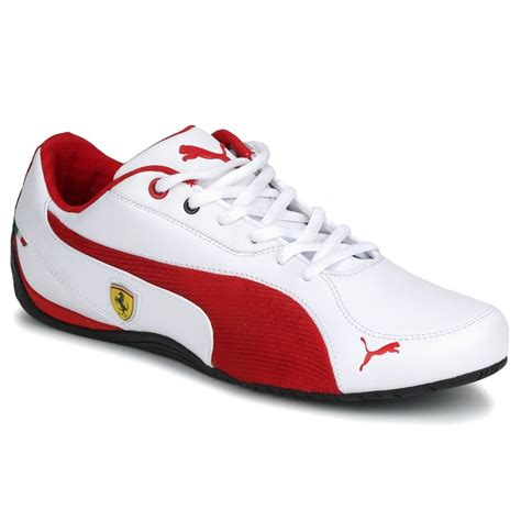 Puma Drift Cat 5 Leather Ferrari V Sneaker