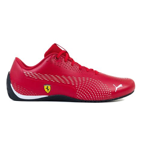 Puma Drift Cat 5 Sf Red Sneakers