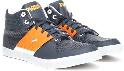 Puma El Ace 2 Mid Pn Mid Ankle Sneakers Grey