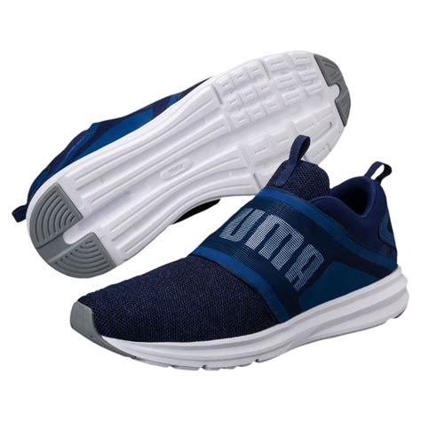 Puma Enzo Strap Knit Women's Sneakers