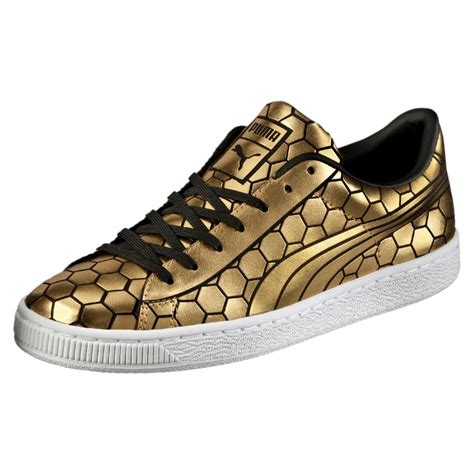 Puma Fashion Metallic Classic Sneakers