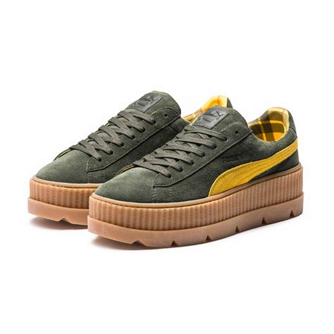 Puma Fenty Sneakers Brown