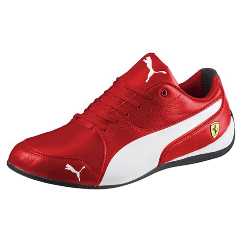 Puma Ferrari Shoes Sneakers Uk
