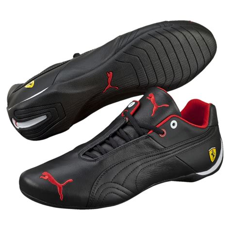 Puma Ferrari Sneakers Black
