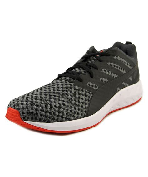 Puma Flare Round Toe Synthetic Sneakers
