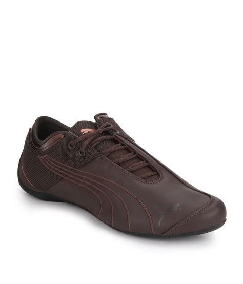 Puma Future Cat M1 Citi Brown Sneakers