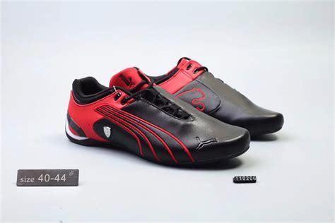 Puma Future Cat M2 Sf Breathable Men's Leather Sneakers