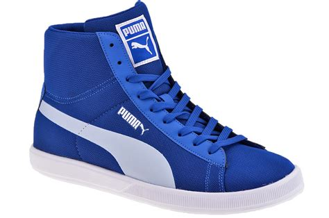 Puma High Neck Sneakers
