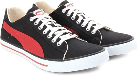 Puma Hip Hop Canvas Sneakers