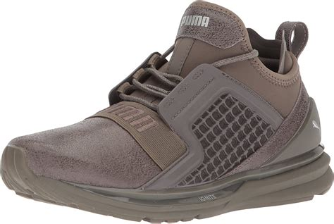 Puma Ignite Limitless Metallic Suede Womens Sneakers Discount