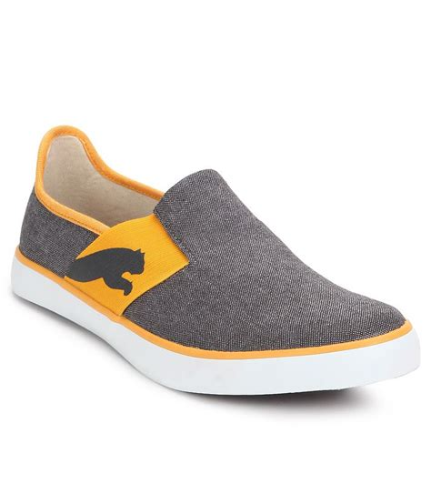 Puma Lazy Slip On Sneakers Orange