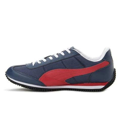 Puma Leather Sneakers India