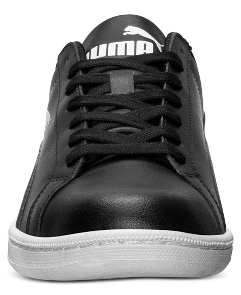 Puma Leather Sneakers Mens