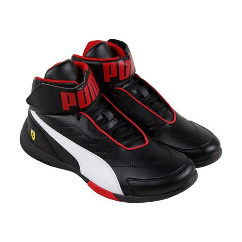 Puma Men's Racer Cat Sneakers