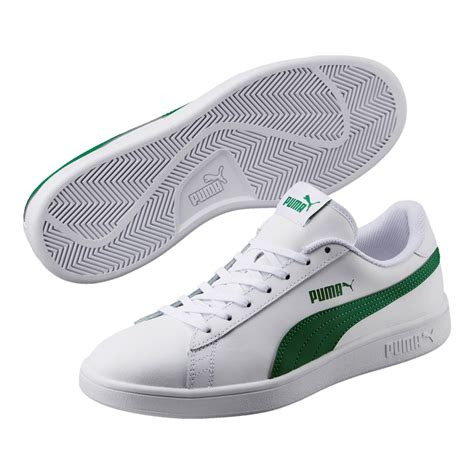 Puma Men's Smash L Icon Athletic Sneaker