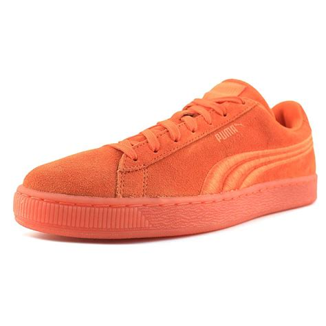 Puma Men's Suede Classic Badge Sneaker
