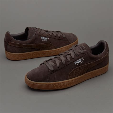 Puma Men's Suede Classic Citi Fashion Sneaker