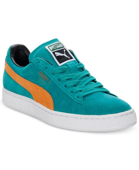 Puma Men's Suede Classic Fashion Sneaker