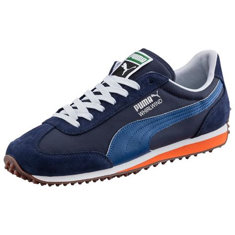 Puma Mens Shoes Whirlwind Classic Sneakers