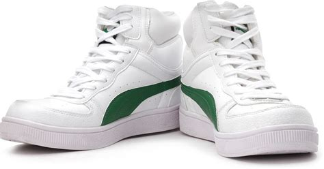 Puma Mid High Ankle Sneakers