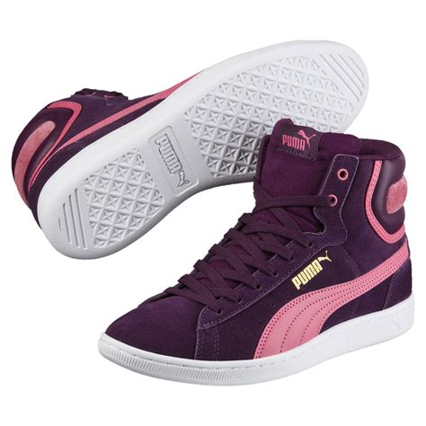 Puma Mid Top Sneakers