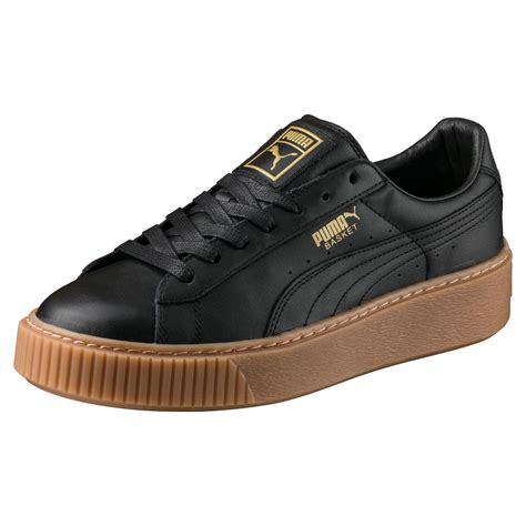 Puma Platform Basket Core Sneakers