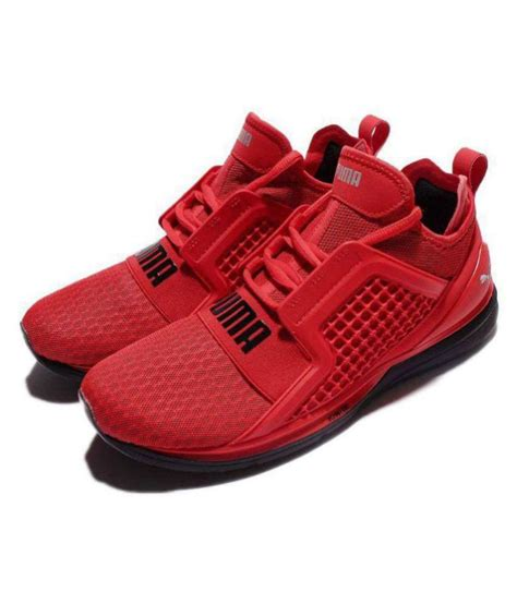 Puma Red Sneakers Online