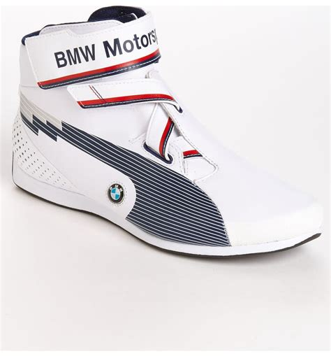 Puma Shoes Evospeed F1 Mid Bmw Sneakers