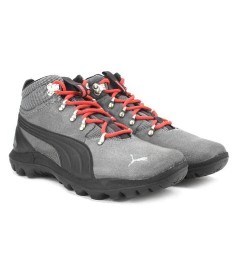 Puma Silicis Mid Dp Sneakers Review