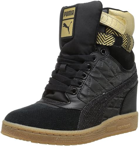 Puma Sneaker Wedge Outfit
