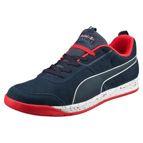 Puma Sneakers All Red Tall Tongue