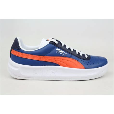 Puma Sneakers Blue And Orange