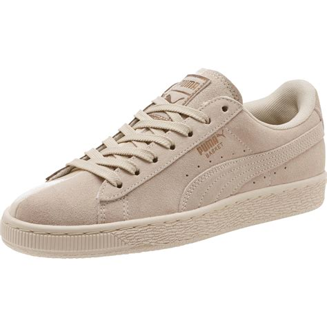 Puma Sneakers Nude Looks