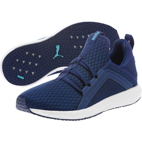 Puma Sneakers Womens Blue