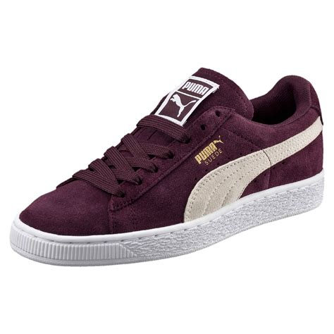 Puma Sneakers Womens Suede