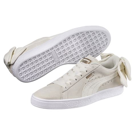 Puma Suede Bow Women's Sneakers