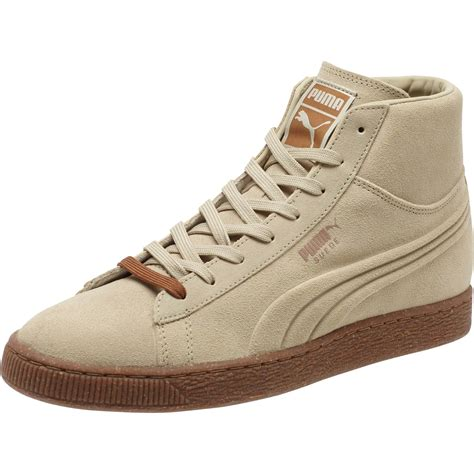 Puma Suede Classic Embossed Sneakers