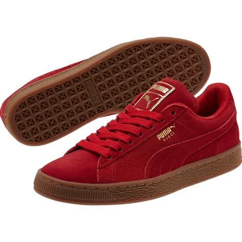 Puma Suede Classic Gold Women's Sneakers Sale