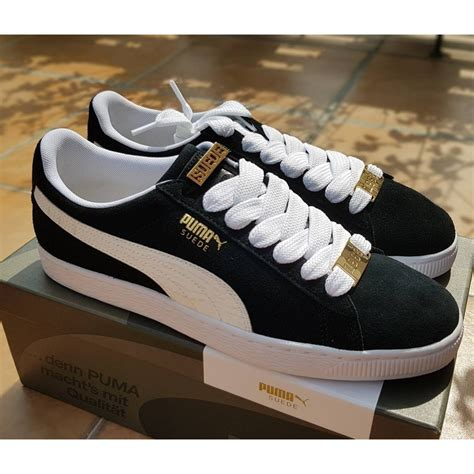 Puma Suede Fashion Sneakers