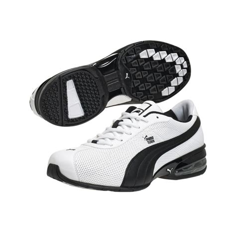 Puma Turin White Sneakers