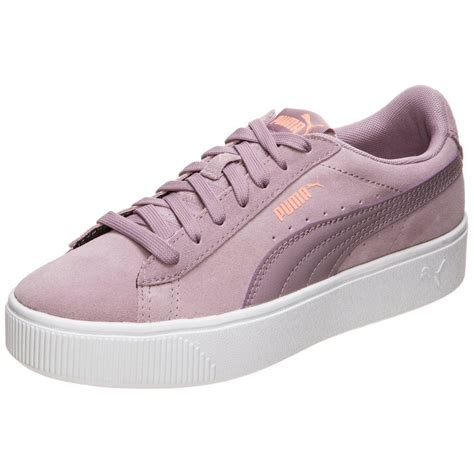 Puma Vikky Canvas Sneakers